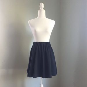 Zara Basic Skater Skirt